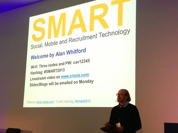 Social Mobile and Recruitment Technology: Curation of Tweets from #SMART2013